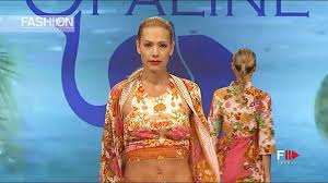 OPALINE Beachwear Maredamare 2016 Florence - Fashion Channel