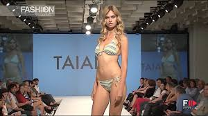 TAIANA - Maredimoda Beachwear Maredamare 2016 Florence - Fashion Channel